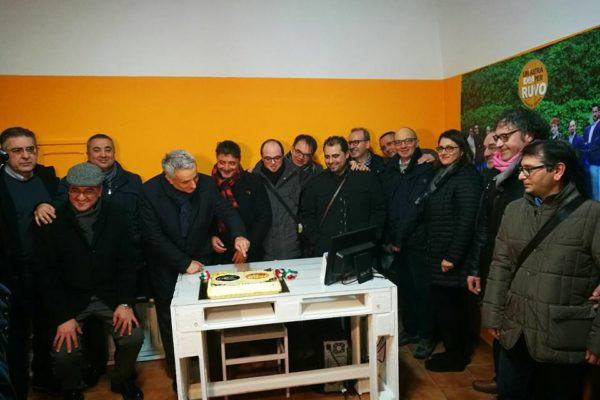 Inaugurazione sede di Ruvo di Puglia