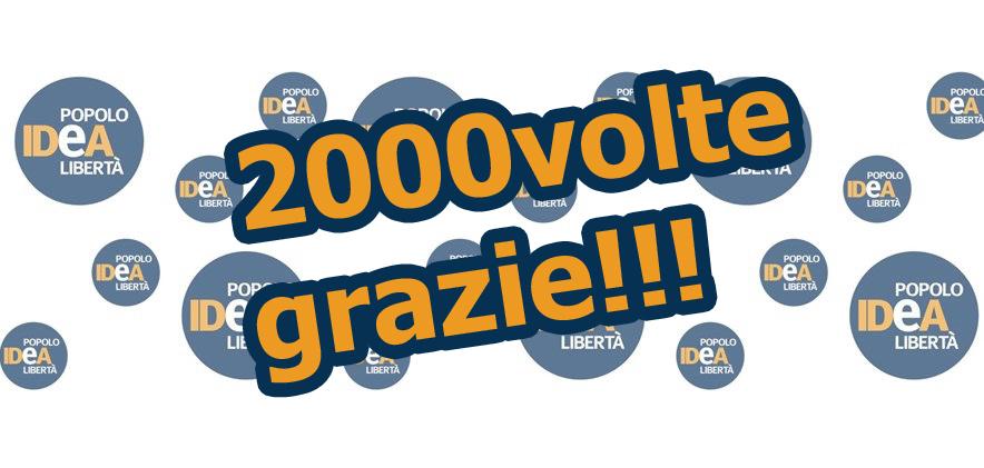 2000grazie