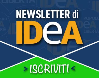 Iscriviti alla Newsletter IDEA