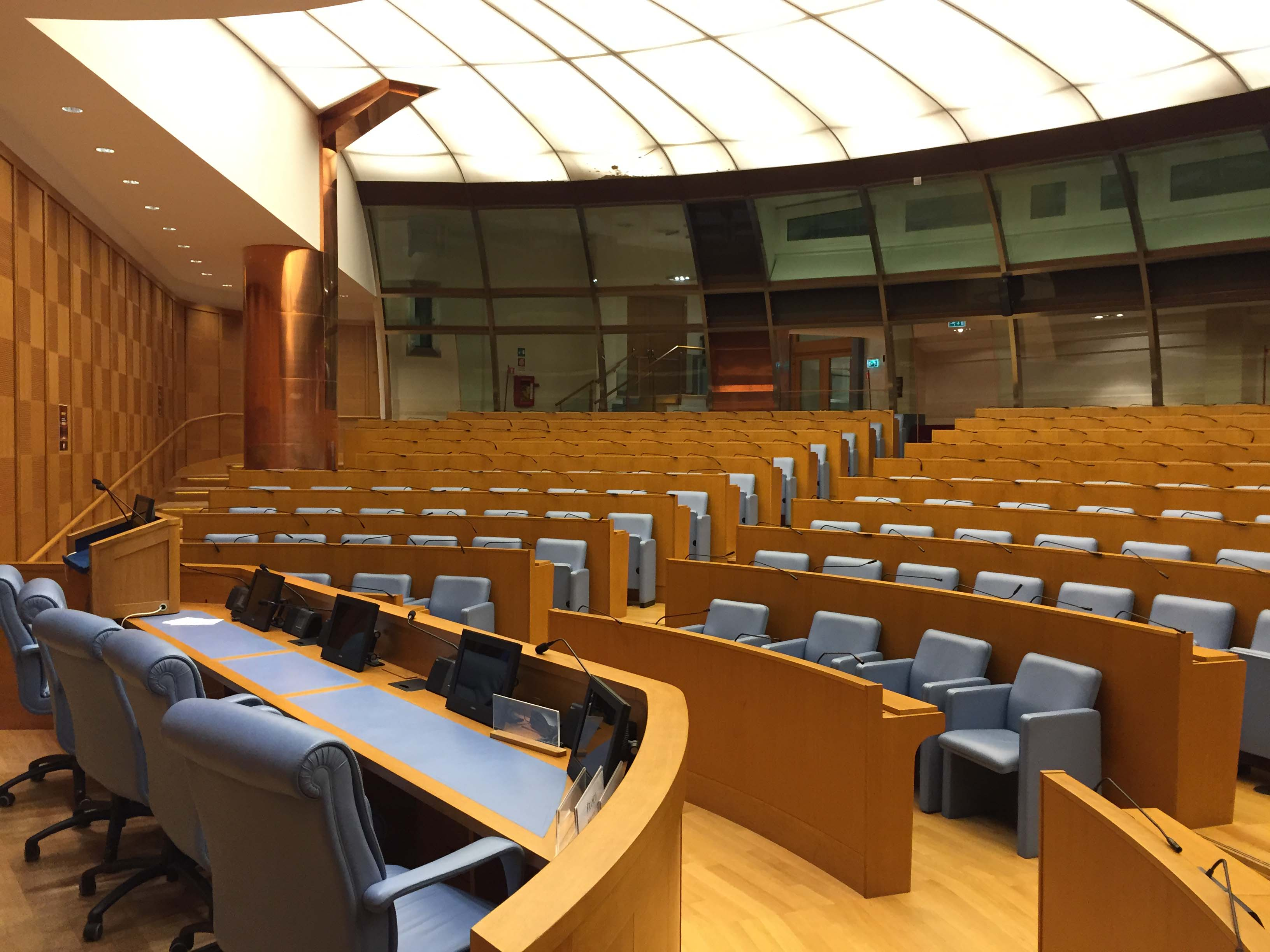 Marted 26 settembre eugenia roccella su il consenso for Gruppi parlamentari