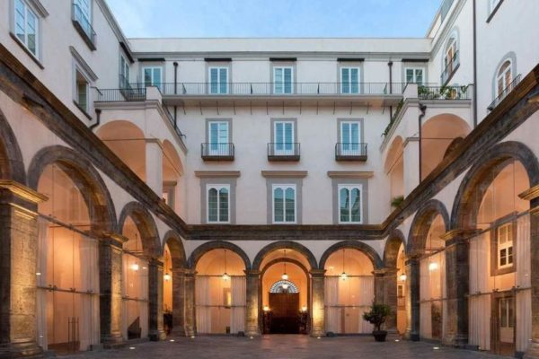 evento IDEA_palazzo caracciolo_25.11.17